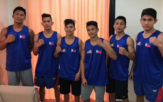 ABAP Boxers in Thailand