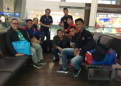 ABAP Team to Asian Elite Championships