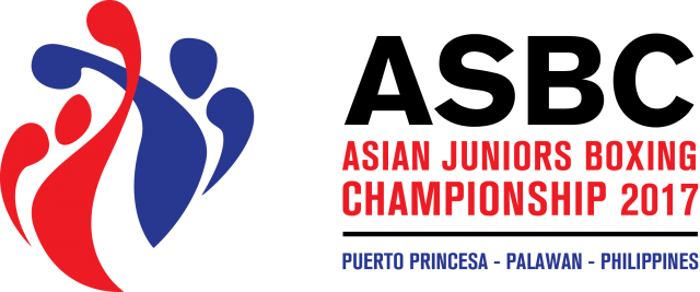 Asian Juniors Boxing Championship 2017 Official Seal
