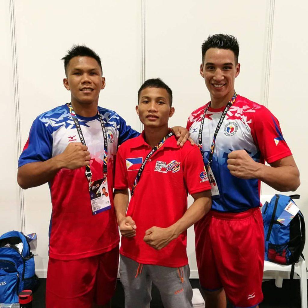 SEA Games 2017 Marcial Fernandez Marvin
