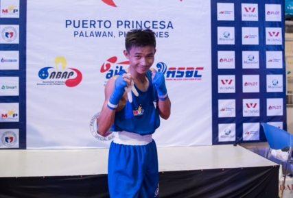 Pangga, De la Pena in Asian Junior Semis