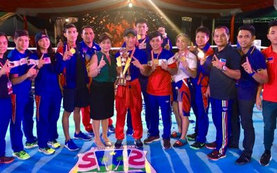 ABAP Boxers Win Gold in Thailand and Indosesia