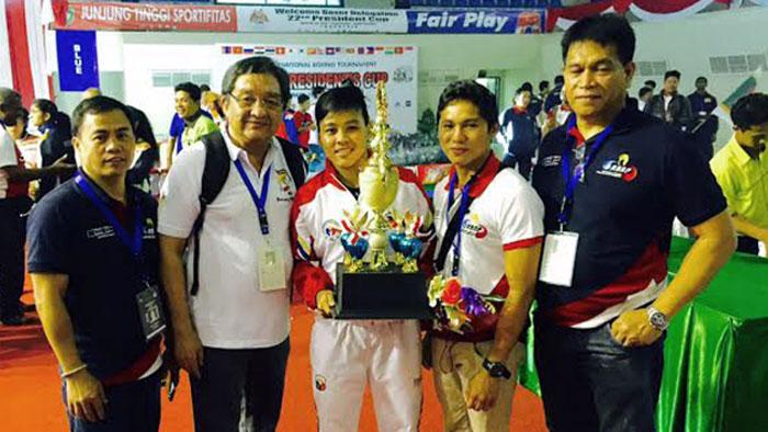 Babawi sa Asiad Boxing ang 8 Bata nina Vargas at Picson