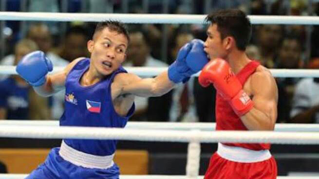 Fernandez Suffers KO Loss at Hands of Iraqi Foe