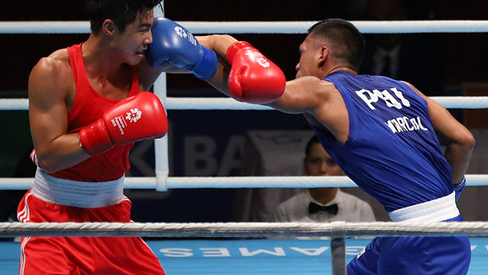 Marcial joins Paalam and Ladon in boxing semis