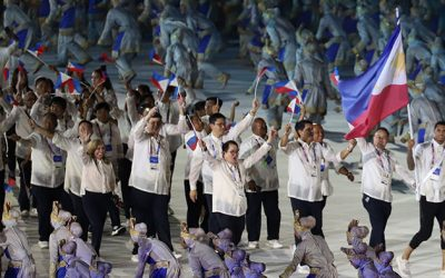 Philippines Pulls Off Surprising Showing in 18th Asian Games