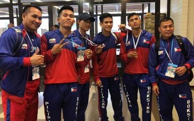 Tabamo captures gold medal in Tammer Cup