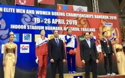 Gabuco bags gold in Asian Boxing Championships