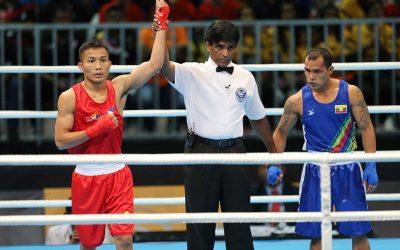 Impressive start for PH boxers in SEAG